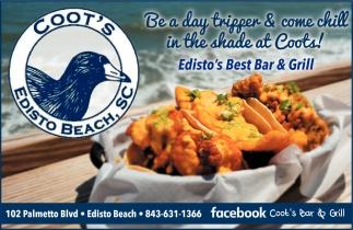 Edisto's Best Bar & Grill!