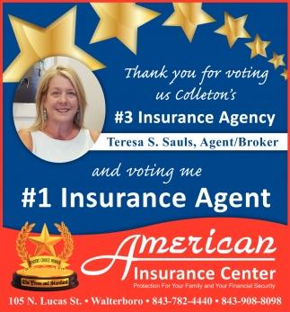 #1 Insurance Agent